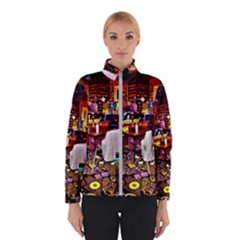 Painted House Winter Jacket