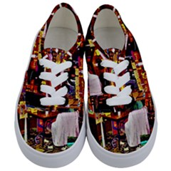 Painted House Kids  Classic Low Top Sneakers