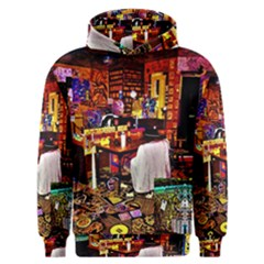 Painted House Men s Overhead Hoodie