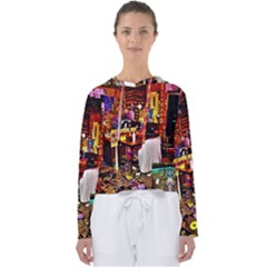 Painted House Women s Slouchy Sweat
