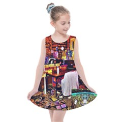 Painted House Kids  Summer Dress
