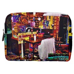 Painted House Make Up Pouch (medium)