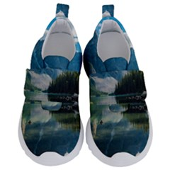 Landscape 1 Velcro Strap Shoes by ArtworkByPatrick