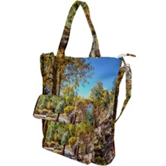 Landscape # 2 The Path Shoulder Tote Bag