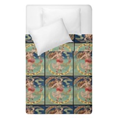 Vintage Posters 1 Duvet Cover Double Side (single Size)