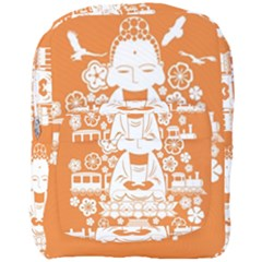 Taiwan Changhua Wikiproject Full Print Backpack