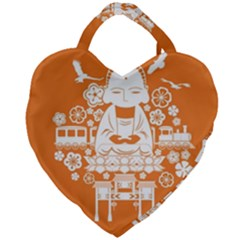 Taiwan Changhua Wikiproject Giant Heart Shaped Tote by Samandel