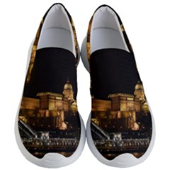 Budapest Buda Castle Building Scape Women s Lightweight Slip Ons