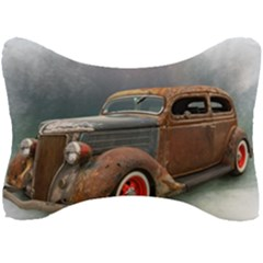 Auto Old Car Automotive Retro Seat Head Rest Cushion by Samandel