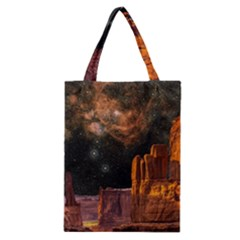 Geology Sand Stone Canyon Classic Tote Bag