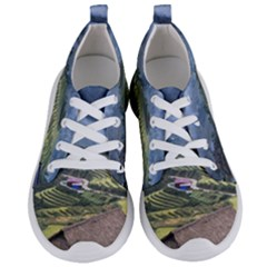 Rock Scenery The H Mong People Home Women s Lightweight Sports Shoes