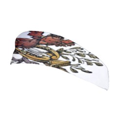 Transparent Background Bird Stretchable Headband