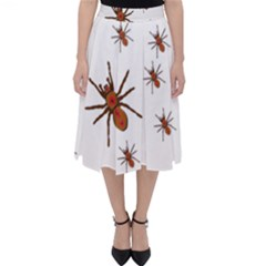 Nature Insect Natural Wildlife Classic Midi Skirt