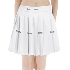 Carnaby Dreams Pleated Mini Skirt
