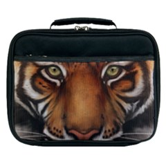 The Tiger Face Lunch Bag