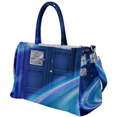 Tardis Space Duffel Travel Bag
