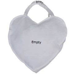 Basketball Ball Giant Heart Shaped Tote by Sapixe