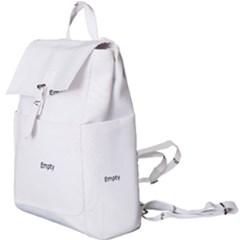 Leaf Tekture Buckle Everyday Backpack by Sapixe
