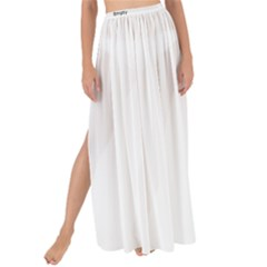 Swirling Flowers Maxi Chiffon Tie Up Sarong