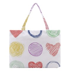 Geometry Euclidean Vector Medium Tote Bag