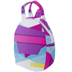 Geometric Shape Travel Backpacks by Jojostore