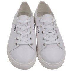 Apple 1 Women s Low Top Canvas Sneakers