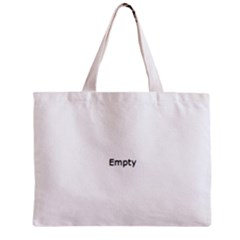 Radial Blur Estiq Spiral Zipper Mini Tote Bag