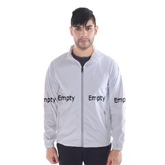 Radial Blur Estiq Spiral Windbreaker (men)