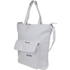 Radial Blur Estiq Spiral Shoulder Tote Bag
