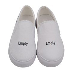 Apple 13 Women s Canvas Slip Ons