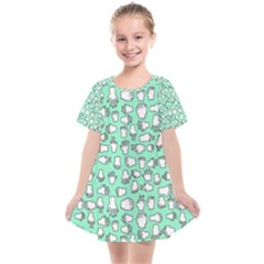 Hand Cute Kids  Smock Dress