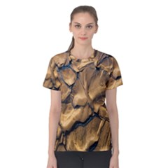 Mud Muddy Women s Cotton Tee by Mariart