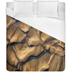 Mud Muddy Duvet Cover (california King Size)