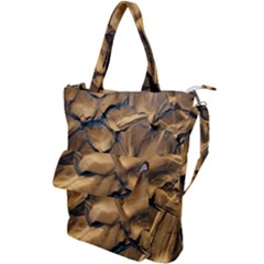 Mud Muddy Shoulder Tote Bag