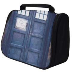 Doctor Who Tardis Full Print Travel Pouch (big)
