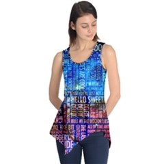 Doctor Who Quotes,trust Me Im Doctor Sleeveless Tunic