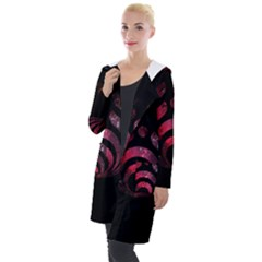 Nectar Galaxy Nebula Hooded Pocket Cardigan by Bejoart