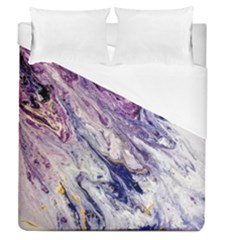Marble Pattern Texture Duvet Cover (queen Size)
