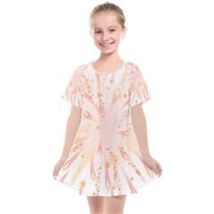 Graphic Design Adobe Fireworks Kids  Smock Dress