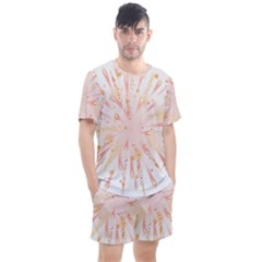 Graphic Design Adobe Fireworks Men s Mesh Tee And Shorts Set