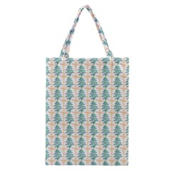 Christmas Tree Classic Tote Bag