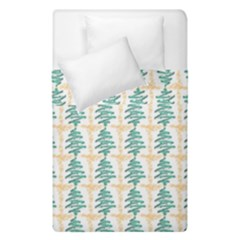 Christmas Tree Duvet Cover Double Side (single Size)