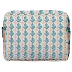 Christmas Tree Make Up Pouch (large) by Alisyart