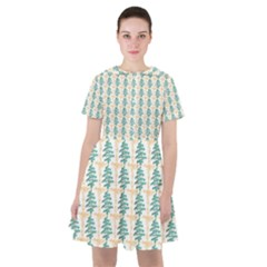 Christmas Tree Sailor Dress