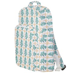 Christmas Tree Double Compartment Backpack