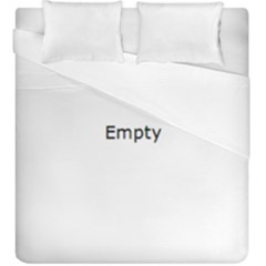 Text Typography Mathematics Board Formulas Duvet Cover Double Side (king Size)
