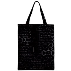 Medical Biology  Medicine Psychedelic Science Abstract  Zipper Classic Tote Bag