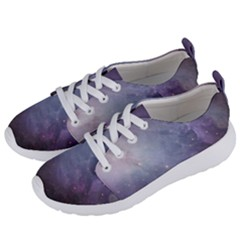 Orion Nebula Pastel Violet Purple Turquoise Blue Star Formation Women s Lightweight Sports Shoes by genx