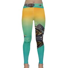 Amphibian Animal Classic Yoga Leggings