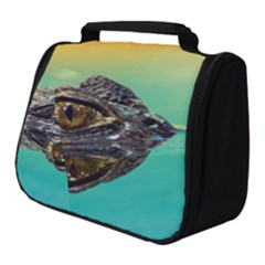 Amphibian Animal Full Print Travel Pouch (small)